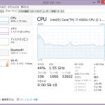 DropboxのCPU使用率が異常でバッテリー消費が著しいのでONEDriveに変えてみた。しかし、、。
