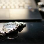 IWCメカニカルフリーガークロノグラフ15年オーバーホールなしで正確に時を刻む愛用の機械式腕時計