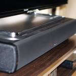 ONKYO LS-T10狭い我が家で重宝するホームシアター用テレビ下置きサウンドバーのレビュー