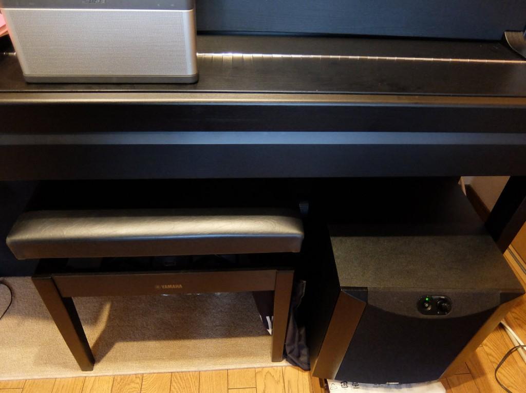 サブウーファーの床や壁への防音対策