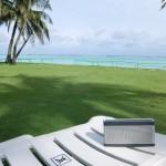 海水浴や旅行に連れて行きたくなる高音質モバイルスピーカーBOSE SL3