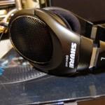 SHURE SRH1440レビュー高音が煌めくヘッドフォンで楽器音を明瞭に聞き分けるオープンエアーの利点