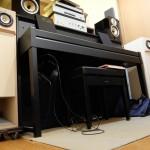 FE108Sol用エンクロージャー吉本キャビネットのベアホーンで初めてのスピーカー箱自作