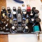 自作アンプに挑戦して失敗~電流帰還アンプAD00026KIT制作日記おまけPST回路実験