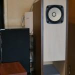 FE126Enでバックロードホーンスピーカー自作エンクロージャーはBW-1200SP