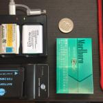 ENEGON のSONY RX100M5用NP-BX1互換バッテリー2個同時充電器が賢いのでオススメ使用感レビュー