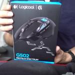 Logicool G502高速スクロールマウスのレビュー金属製センターホイールの実力ゲーミング以外で使ってます