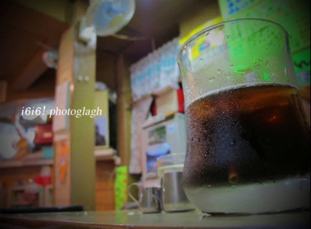 甘党喫茶ニューハマヤ 昭和の匂いが残る商店街でレーコー