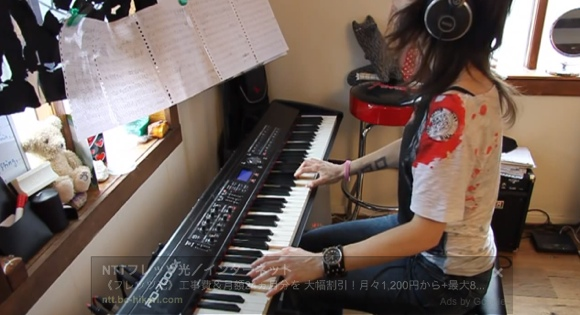ピアノ神コピー曲