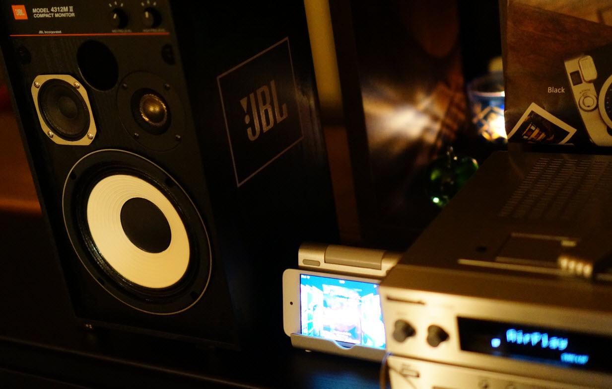 JBL4312M2(BK)口コミレビュー