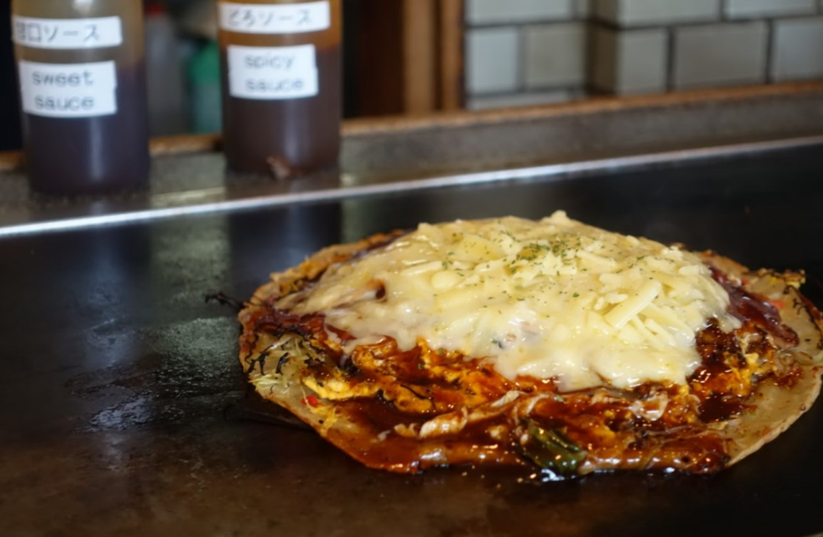 京の花街にあるお好み焼き【祇園たんと】GION TANTO美味しかったので備忘録