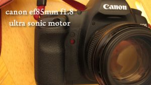 EF85mm F1.8USMで女性ポートレート撮影|美しいボケが得られる交換レンズ