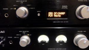 TEAC UD-501とハイレゾApple MusicをAirplayでDAC接続して高音質再生ますます便利になるネットワークオーディオ