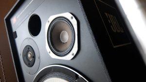 JBL LE5-2アルニコマグネット換装JBL4312スコーカー交換で劇的高音質に