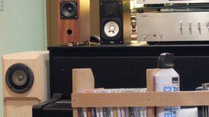 かんすぴP800KとP-800Eとデジタルアンプ癒やしの音質で耳をいたわる日記