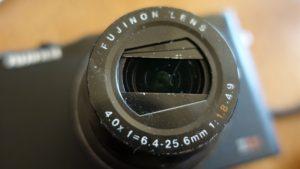 ブログ用コンデジの世代交代XQ-1からSONY RX100M5へ記録用写真撮影デジカメ